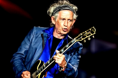 "Keith Richards lanzó un nuevo video de su clásico de 1992, ""Hate It When You Leave"""